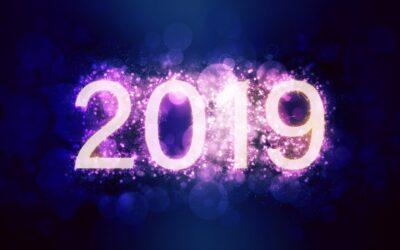 Réalisations pour l'année 2019