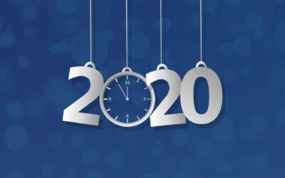 Réalisations pour l'année 2020